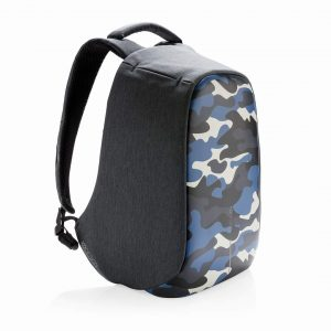 Bobby Compact Camouflage Blue XD Design